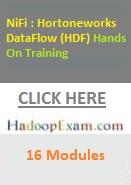 Apache NiFi (Hortonworks DataFlow) Training