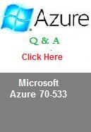 Azure 70 533