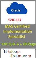 1z0-337 Oracke Certification Exam
