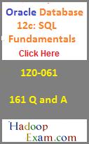 Oracle Database 12c: SQL Fundamentals
