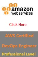 AWS Professional certification Exam