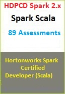 Hortonworks HDPSCD2019 Spark Scala Certification Exam