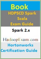 EBook Hortonworks HDPSCD2019 Spark Scala Certification Exam