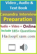 Cassandra Interview Questions Audio cum Video Book
