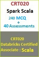 CRT020 Spark Scala Certification