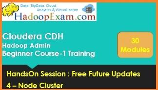 Hadoop Admin Beginner Course
