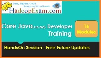 Core Java Professional Training