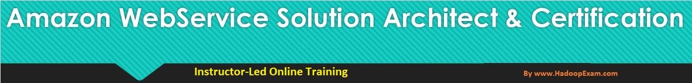 AWS Solution Architect Online Training